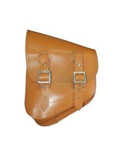 saddlebags tan, Softail