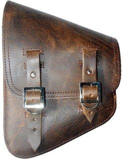 saddlebags rustic brown