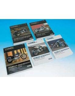 Harley Davidson  books Clymer service manual