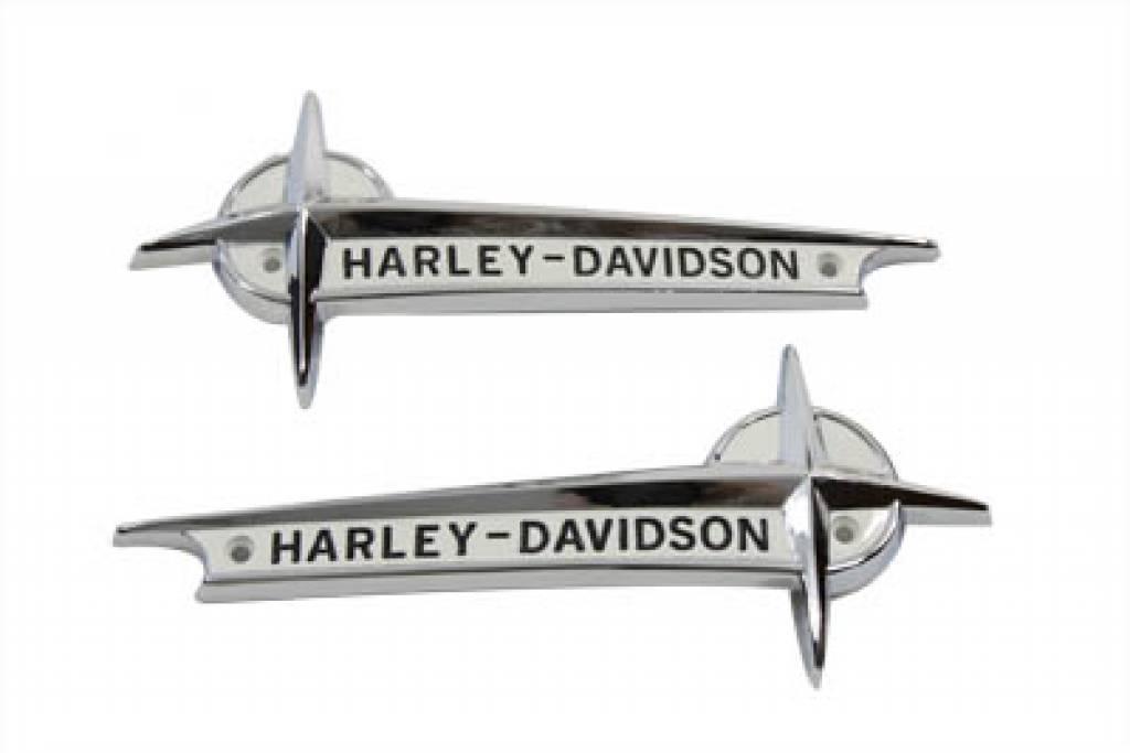 Harley Davidson Heritage Shield