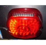taillight LED red clear or dark