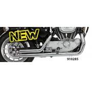 Paughco Harley exhaust 2-1/4 inch 9twentyfives, short