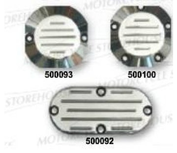 CPV Engine  inspection or point cover ball milled for 1970-2014 Big Twin models
