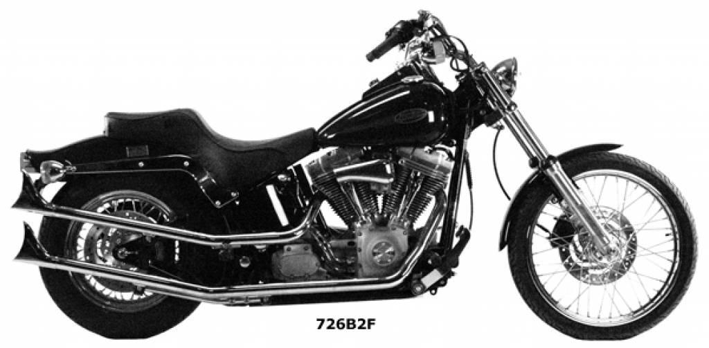 Harley Davidson Abgassysteme - Taco Motos Amsterdam Harley Davidson ...