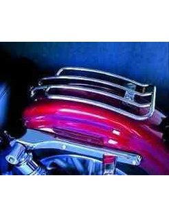 solo luggage rack for dyna models 1991-2005
