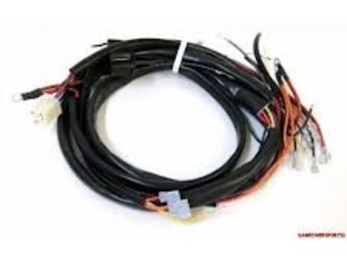 MCS cable Harness main wiring