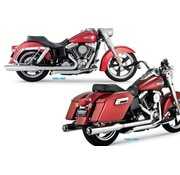 Vance and Hines Switchback escape doble