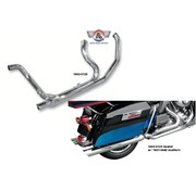 Cycle Shack exhaust header and/or mufflers for 09-13 FLHT/FLHR/FLHX/FLTR MODELS