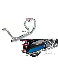 exhaust header and/or mufflers for 09-13 FLHT/FLHR/FLHX/FLTR MODELS