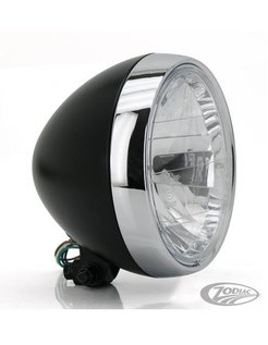 headlight 7 inch bottom mount