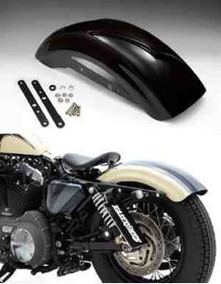 fender rear  bobber long