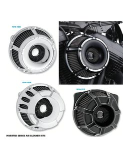 air cleaner inverted series