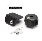 Tomtom audio  anti-theft solution