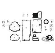 James transmission gaskets and seals kit BT 07-up Fits:> 6 speed models 2007-up