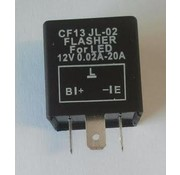 turn signal LED flasher for ic relay