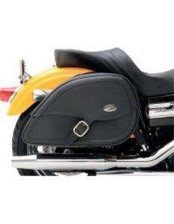 rigid mount specific fit teardrop saddlebags