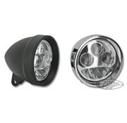 Zodiac headlight LED billet aluminum headlamps