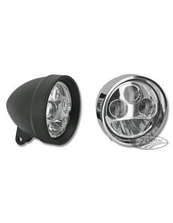 headlight LED billet aluminum headlamps