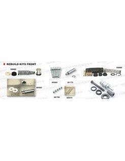 brake rebuild kits front