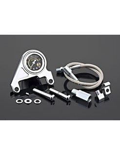 oil pressure gauge kit, smooth