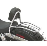 Fehling luggage rack with integrated driver sissy bar