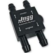 Jagg Oil cooler bypass valve