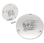Joker Machine primary derby cover  for 70-13 Big Twin engines