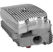 Custom Cycle Engine  rocker box confersion - finned Fits:> 84-99 Evolution Big Twin 86-03 Evolution Sportster XL