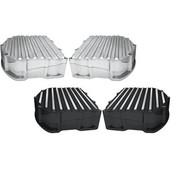 Covington Engine  rocker boxes - panhead style for 99-13 Twincam motors