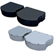 Covington Rocker Boxes - Panhead Stil - Glatte