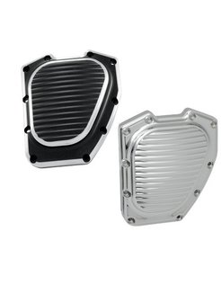 Engine  cam cover - ball milled for 01-13 Big Twin motors