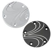 Carl Brouhard Design Point cover cam - waterfall for 99-13 Twincam