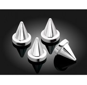 Kuryakyn Engine  headbolt covers - stiletto for 86-13 Big Twin and Sportster XL