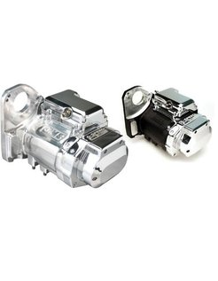 transmission 6-speed overdrive - polished or black for 91-99 Softail (JIMS®CASE)