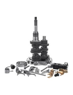 Harley Engine transmission conversion - 6-speed, for 90-99 and 00-06 Softail models