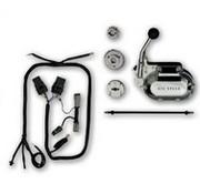Motor trike revertir kit de engranajes con interruptor de corte eléctrico