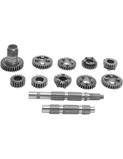 Harley Engine 5-speed gear set, 1985-2006 Bigtwin models