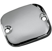 Engine  front master cylinder cover - smooth for ALL 96-09 Big Twin and 96-03 Sportster XL (EXC. 08-09 Touring)