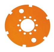 Barnett tools  clutch lock plate fits > 1941-1984 big twin