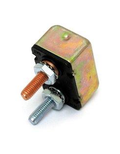 Fuse circuit breaker auto reset