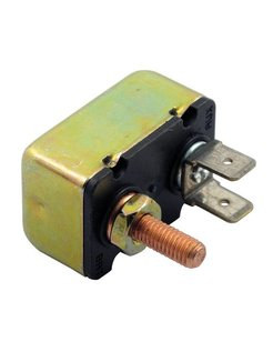 Fuse circuit breaker auto reset - blade type (fuse)