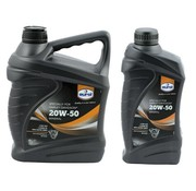Eurol Oil Motorcycle Sae 20w50 multigrade mineral
