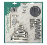 GARDNER-WESTCOTT Engine  motor screw sets allen - Chrome