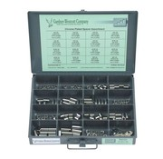 fastener assortment Chrome plated spacers