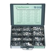 GARDNER-WESTCOTT fastener assortments nuts and lockwashers