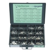 GARDNER-WESTCOTT fastener assortments lock- and flatwashers