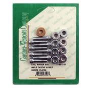 Engine  rocker box screw kit Fits:> Big Twins 1966-2013