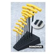 Bondhus T-Handle Allen Bola juego de llaves - EE.UU.