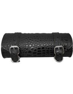 black alligator toolbag