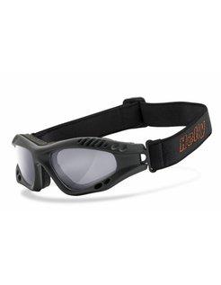 Goggle / Sunglasses bikereyes hellrider smoke